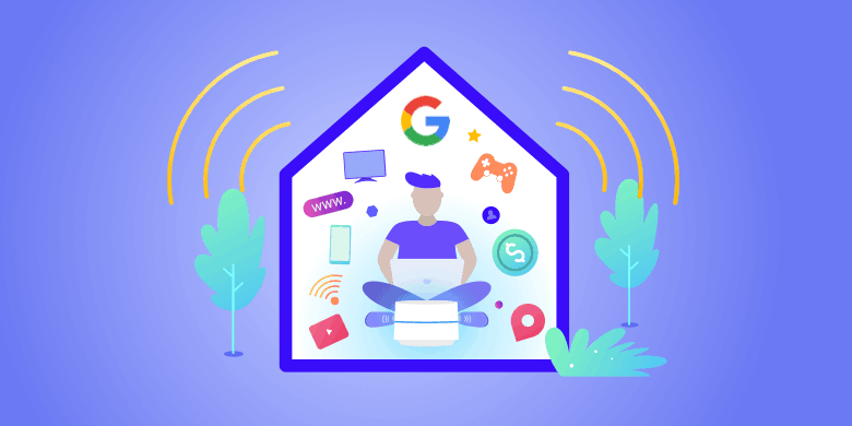 Use a VPN on Google Wi-Fi to enhance your online connection's privacy and have a safer Wi-Fi connection.